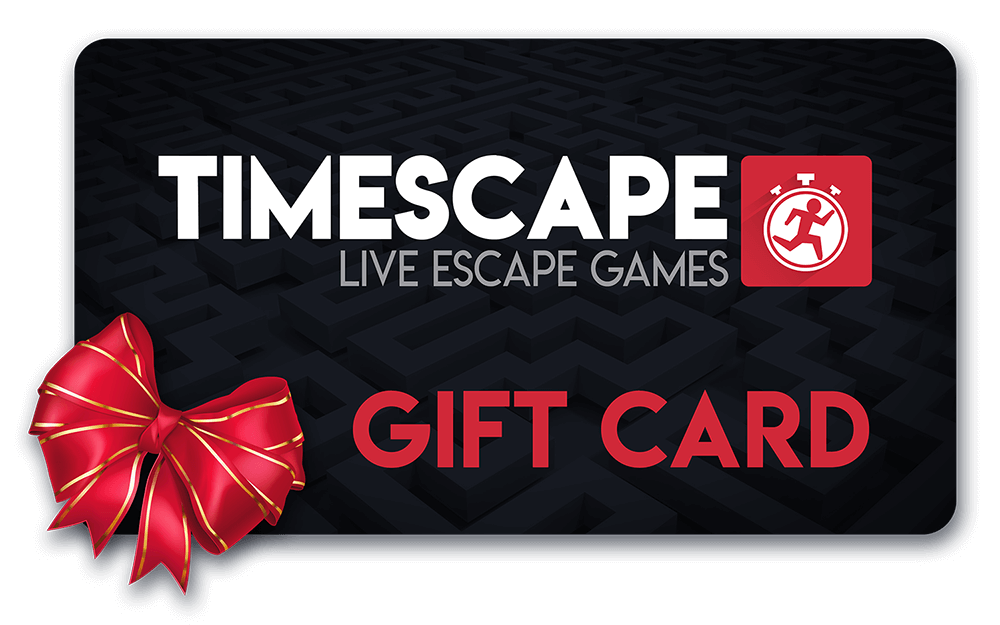 Escape Rooms Gift Card