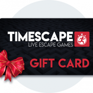 Escape Rooms Gift Card Belfast